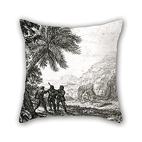 MaSoyy Christmas Pillow Cases 20 X 20 Inches / 50