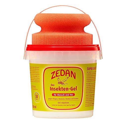 ZEDAN SP - Das Insekten Gel (mit Schwamm), 500 ml