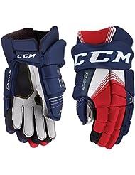 CCM punaises 5092Senior Gants Senior 38,1cm Rouge/blanc