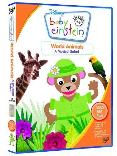 Baby Einstein - World Animals [UK Import]