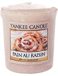Yankee Candle 1332256E - Vela, aroma a Caracol con pasas