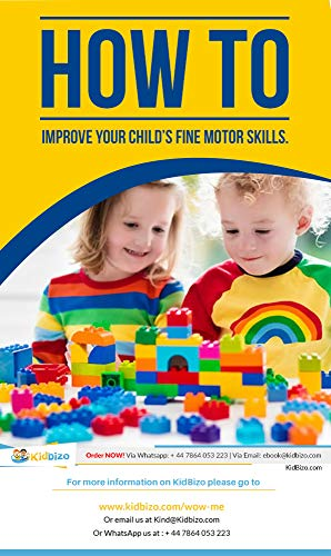 How to improve your child's fine motor skills. (Kidbizo Book 1102) (English Edition) - Englisch-1102