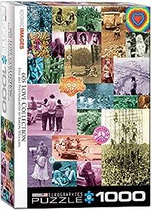 Eurographics 6000-0943 - Puzzle (1000 Piezas), diseño de la colección Love