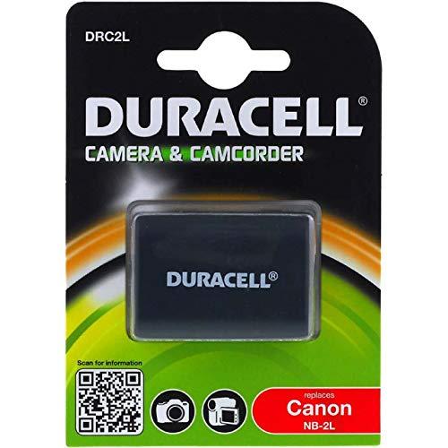 DURACELL Akku für Canon Digitalkamera EOS 350D, 7,4V, Li-Ion