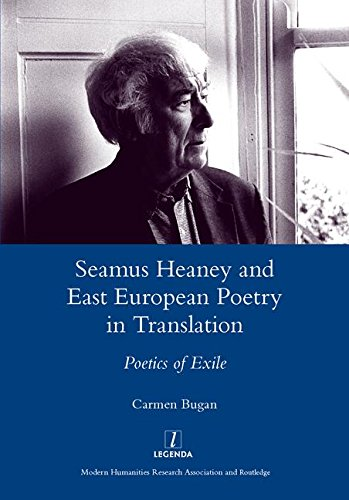 Seamus Heaney and East European Poetry in Translation