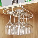 THEE Weinglas Halter Aufhänger Regal Weinglashalter Gläserhalter Wein Gläser Glas Speicher Organizer für 8 Weingläser