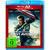 The Return of the First Avenger - 3D + 2D