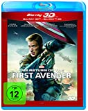 The Return of the First Avenger - 3D + 2D [3D Blu-ray] -