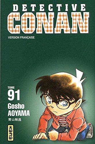 Détective Conan (91) : Détective Conan
