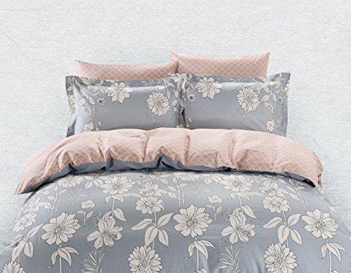Dolce Bettbezug (dm603q Bettbezug Blatt Set, Dolce Mela Siena Queen Size Betten Set)