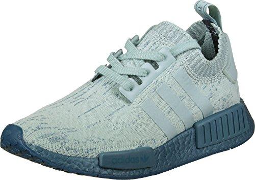 adidas Damen Nmd_R1 W Pk Sneaker, Grün (Vertac / Vertac / Petmet), 38 2/3 EU
