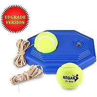 Tenis de Entrenamiento Auto Práctica Juego de Rebote Tenis Base 2 Pelotas con Cuerdas