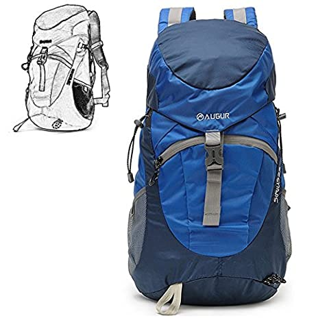 AOKE Lightweight Waterproof Hiking Backpack Travel