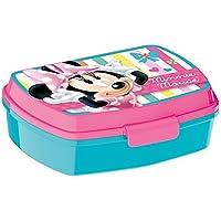 Preisvergleich für Joy Toy Brotdose Mouse | Disney Minnie Maus | Box Frühstück | Kinder Vesper Dose