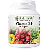 Vitamin B2 100mg x 90 Kapseln