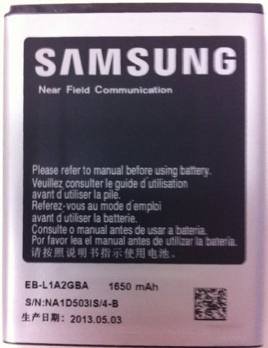 Samsung 1650 mAh Original Spare Battery for Samsung Galaxy S2 Mobile Phone (Retail Packaging) - i777