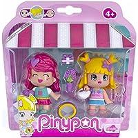 Famosa 700012735 - Pinypon Shopping Friends Personaggi