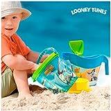 Juego de Playa con Regadera Looney Tunes (5 piezas)