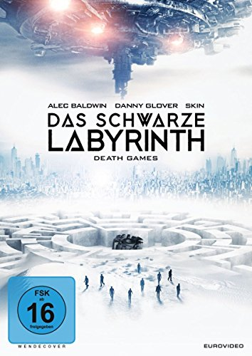 Bild von Das schwarze Labyrinth - Death Games