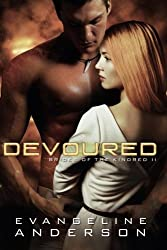 Devoured: Brides of the Kindred 11 (Volume 11) by Evangeline Anderson (2014-09-09)