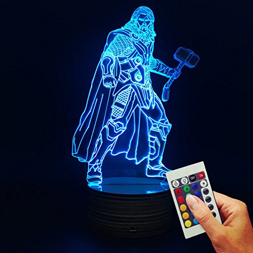 thor-lampadina-decorativa-i-am-ready-3d-ologramma-illusione