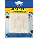 Algae SCRAPERS and Hand HELD Pads for Acrylic Aquariums (Pad,Aquarium Accessories) - 2 Pack 6