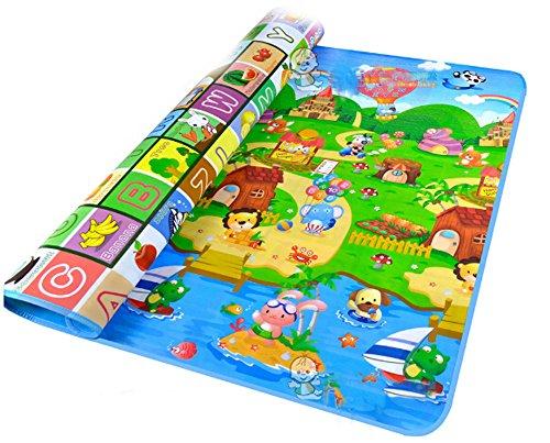 cravog-tapis-de-jeux-bebe-motif-ocean-et-zoo-jeu-exterieur-couverture-bebe-ramper