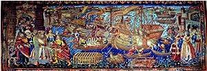 International Publishing 0802N25015b-Vasco da Gama Arrives en Calcutta, clásica Puzzle