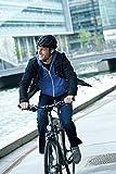 ABUS Fahrradhelm Urban-I V. 2, Black, L (56 - 61 cm),12899 -
