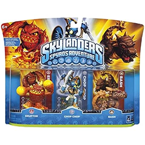 Skylanders Triple Pack C