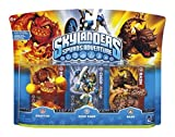 Cheapest Skylanders: Eruptor, Chop Chop and Bash Triple Character Pack - Spyro's Adventure on Xbox 360