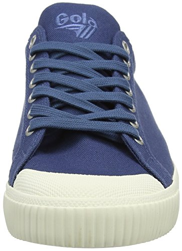 Gola Tiebreak Baltic/Off White, Baskets Homme Bleu (Baltic/off White Ew Blue)