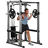 Body-Solid Monster Power-Rack Power-Cage GPR-378