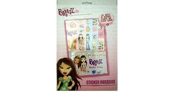 Bratz Sticker paradise