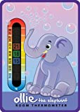 Ollie the Elephant Baby Nursery & Room Safety Temperature Thermometer