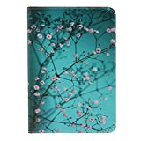 Imported Flip PU Leather Protect Cover Card Case Holder For iPad Mini 1/ 2/ 3 Plum
