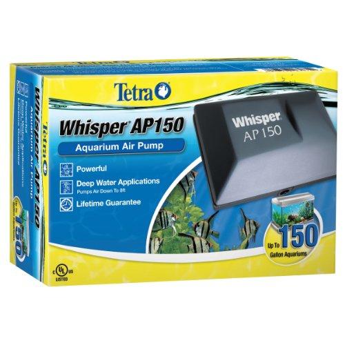 Tetra Whisper Air Pumpe für Deep Water Anwendungen