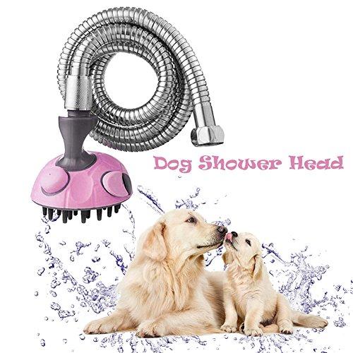 hund-duschkopf-portable-duschburste-hand-spruhgerat-mit-edelstahl-spray-duse-pflege-pinsel-kamm-sham