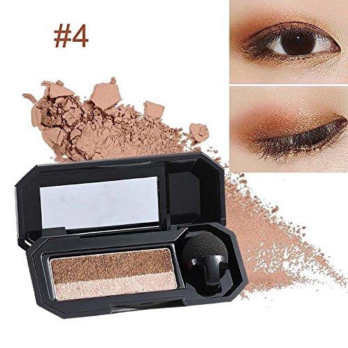 Bluelover Farbe Augenschatten Makeup Farb Palette Perfekte Glitter Lidschatten Schatten Kosmetik - 4