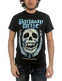 Parkway Drive - Mens Byron Bay Skull T-Shirt