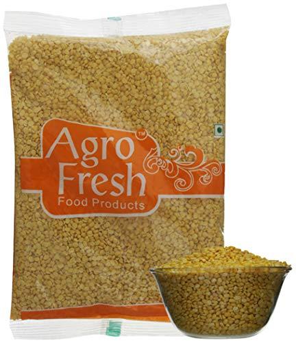 Agro Fresh Premium Moong Dal Split, 500g