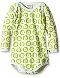 loud + proud Unisex Baby Body Langarm Bodysuit