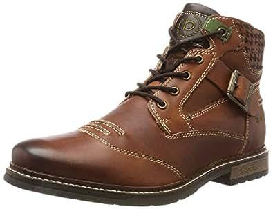 Mens 321345302200 Classic Boots, Brown (Cognac 6300) Bugatti