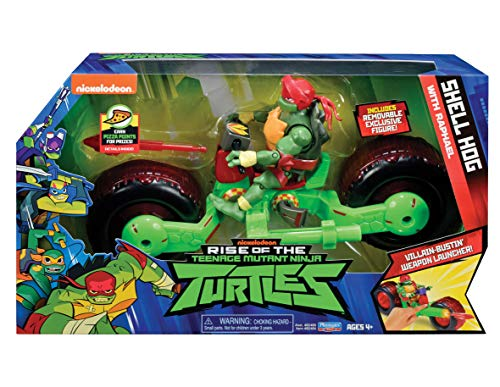 - Teenage Mutant Ninja Turtles Zubehör