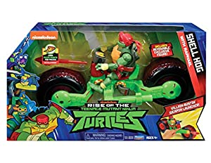 Turtles- Juguetes, Color (Flair Leisure Products TU206200)