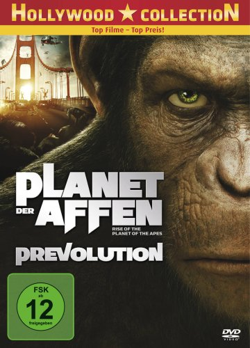 Twentieth Century Fox Home Entert. Planet der Affen: Prevolution