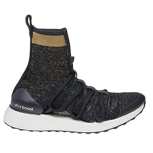 adidas Ultraboost X Mid, Chaussures de sport femme Bleu (Bleuey/Noir-/Ftwbla)