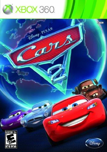 Cars 2 - 2 Spiel Xbox Cars 360