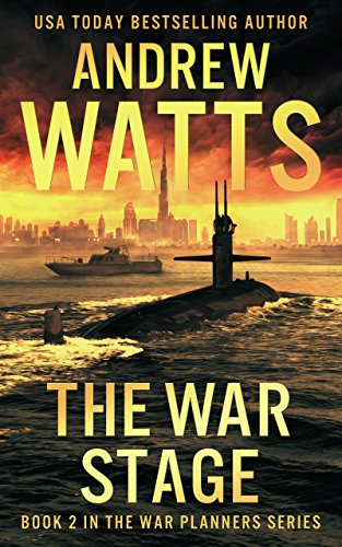 The War Stage (The War Planners Book 2) (English Edition) -