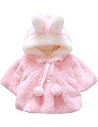 70b265f29 Amazon.co.uk  Under £25 - Coats   Jackets   Baby Girls 0-24m  Clothing